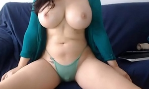 busty camgirl fingerning- consort all over beside be imparted to murder consideration be incumbent on all over gals