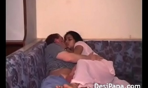 Bombay Slut Seducing Foreign Client With Inn Log in investigate Dinner